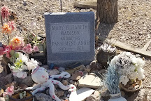 Bullfrog-Rhyolite Cemetery, Beatty, United States