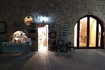Lotus Gallery, Jaffa, Israel