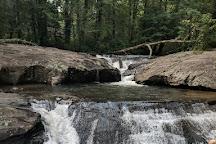 Dick's Creek Falls, Lumpkin, United States