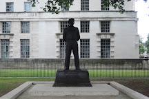 Bernard Montgomery Statue, London, United Kingdom
