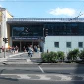 Железнодорожная станция  Usti Nad Labem Hlavni Nadrazi