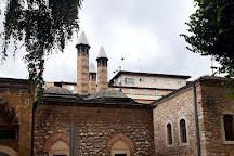 Avaz Twist Tower, Sarajevo, Bosnia and Herzegovina