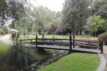 Paseo de los Pioneros, Tandil, Argentina