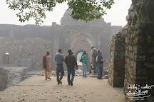 Delhi Walks, New Delhi, India