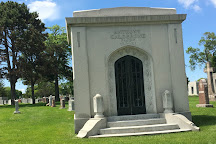 Mount Carmel Cemetery, Hillside, United States