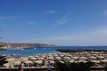 Playa de las Vistas, Los Cristianos, Spanje