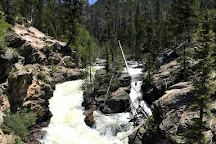 Adams Falls Trail, Rocky Mountain National Park, United States