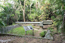 Piti Coastal Defense Guns, Piti, Guam