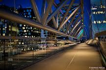 Akrobaten Pedestrian Bridge, Oslo, Norway