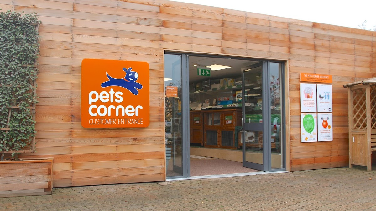 Pets Corner Tring store