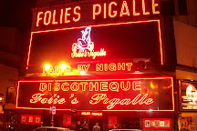 Folies Pigalle, Paris, France
