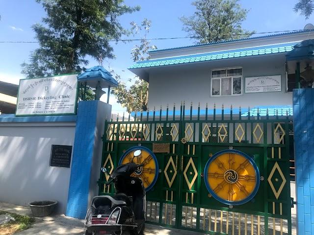Men-Tsee-Khang (Tibetan Medical & Astro Institute)