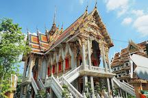 Wat Suthi Wararam, Bangkok, Thailand