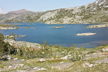 Garnet Lake, Mammoth Lakes, United States