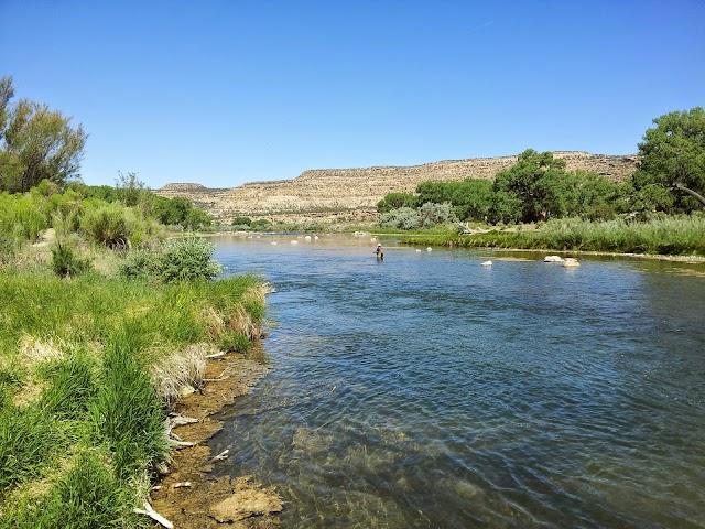 San Juan River Country