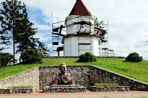 Stalin's Line, Zaslawye, Belarus