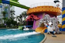 Pororo Aquapark Bangkok, Bangkok, Thailand