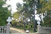Jardins Palau Reial Pedralbes, Barcelona, Spain