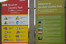 Reculver Country Park, Herne Bay, United Kingdom