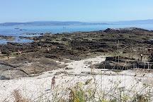 Playas de la Isla de Ons, Ons Island, Spain