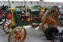 Deutsches Traktoren Und Modellauto-Museum, Paderborn, Germany