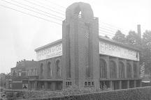 Eperon d'Or - industriele erfgoedsite, Izegem, Belgium