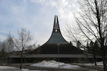 Lauritsala Church, Lappeenranta, Finland