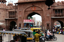 Kote Gate, Bikaner, India