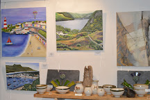 Lael Crafts Gallery and coffee stop, Ullapool, United Kingdom