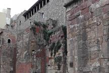 Muralla Romana, Barcelona, Spain