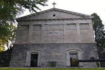 Notre-Dame-des-Neiges Cemetery (Cimetiere Notre-Dame-des-Neiges), Montreal, Canada