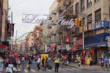 Little Italy, New York City, United States