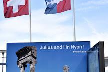 Nyon Region Tourism, Nyon, Switzerland