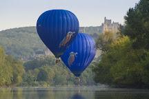 Perigord Dordogne Montgolfieres, Castelnaud-la-Chapelle, France