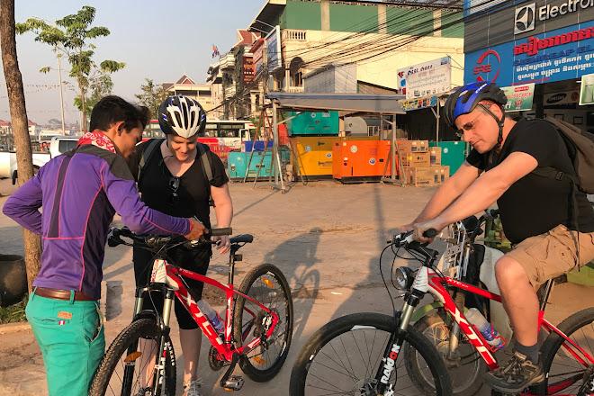 UNIQUE adventure, Siem Reap, Cambodia
