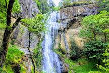 Golden and Silver Falls State Natural Area, Allegany, United States