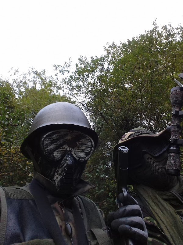 Blackridge Airsoft, Wexford — address, phone, reviews
