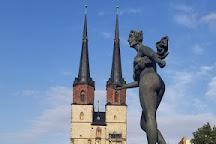 Marktkirche Unser Lieben Frauen, Halle (Saale), Germany