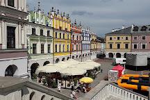 Rynek Wielki w ZamoSciu, Zamosc, Poland
