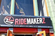 Ridemakerz, Anaheim, United States