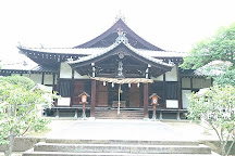 Yu Shrine, Matsuyama, Japan