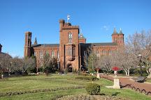 Smithsonian Institution Building, Washington DC, United States