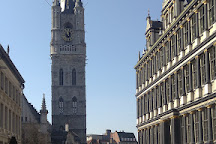 Ghent Town Hall (Stadhuis), Ghent, Belgium
