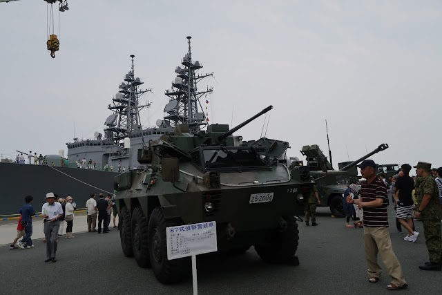 Tottori harbor japan