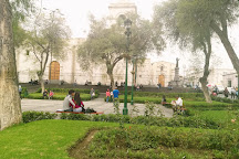 San Francisco Plaza, Church and Monastery, Arequipa, Peru