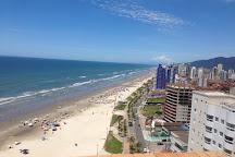 Vila Caicara Beach, Praia Grande, Brazil