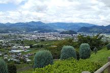 Budo no Oka, Koshu, Japan