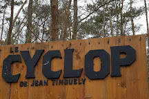 Le Cyclop, Milly-la-Foret, France