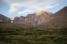 Longs Peak, Rocky Mountain National Park, United States