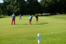 Golf Club Kynzvart, Lazne Kynzvart, Czech Republic
